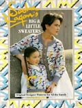 The front cover of Big and Little Sweaters