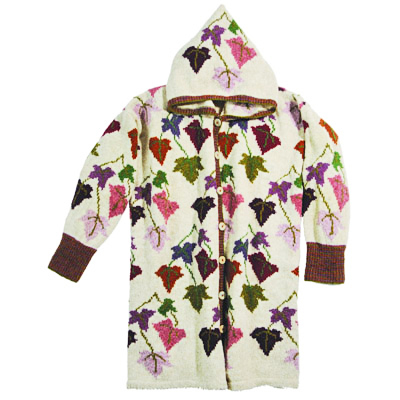 Ivy Hooded Coat