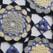 a Sasha Kagan crochet design