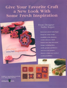 Crochet Inspiration advert from Crochet Today